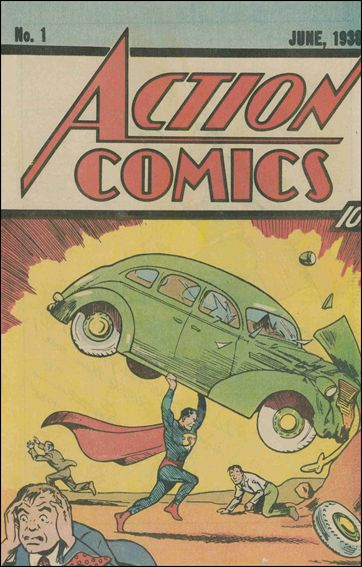 Action Comics (1938) 1-C by DC