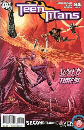Teen Titans (2003) 84-A by DC