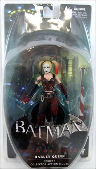 Отзывы на Batman: Arkham City. . Series 1 - Harley Quinn Action Figu
