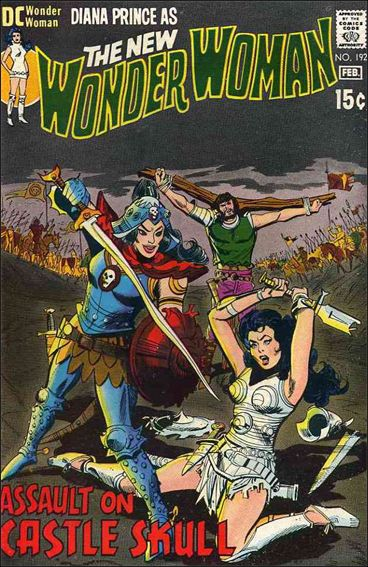 Wonder Woman (1942) 192-A by DC