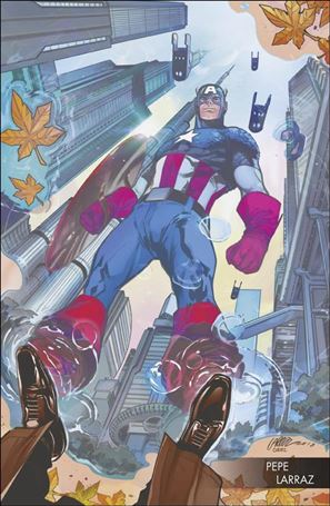 Captain America (1968) 702-B