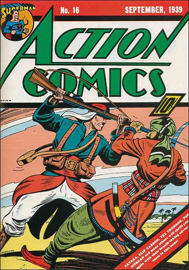 Action Comics (1938) 16-A by DC