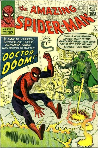 Amazing Spider-Man (1963) 5-A by Marvel