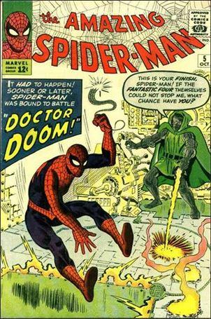 Amazing Spider-Man (1963) 5-A