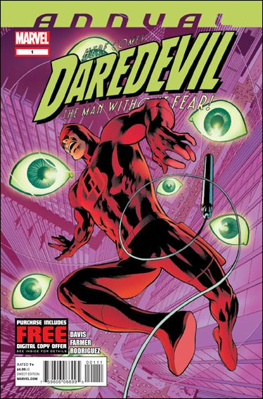 Daredevil Annual (2012) 1-A by Marvel