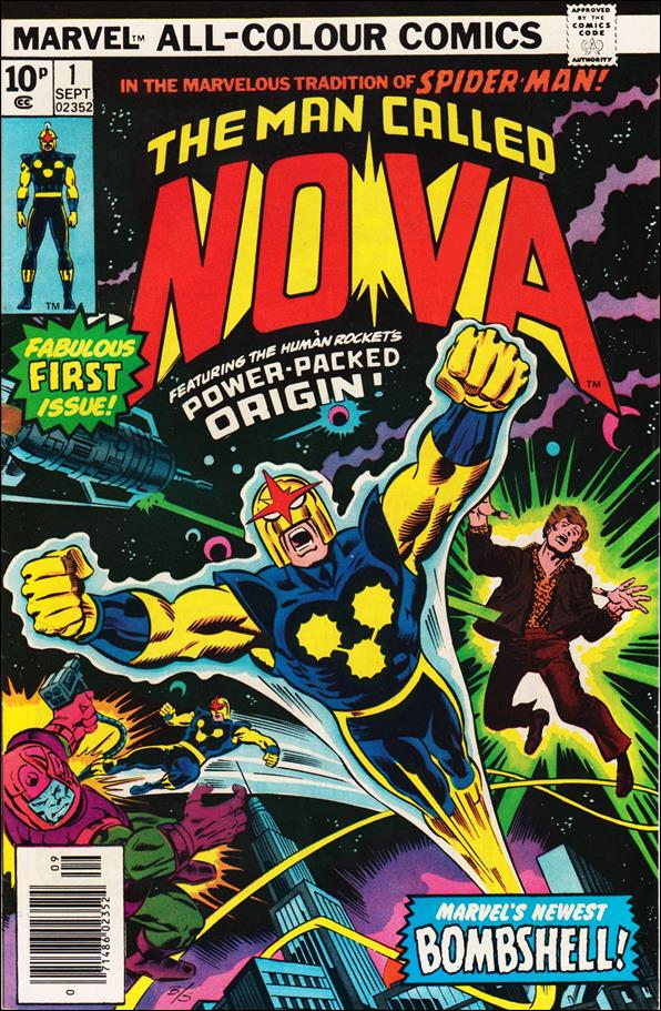 Nova (1976) 1-B by Marvel