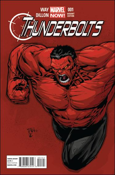Thunderbolts (2013) 1-B by Marvel