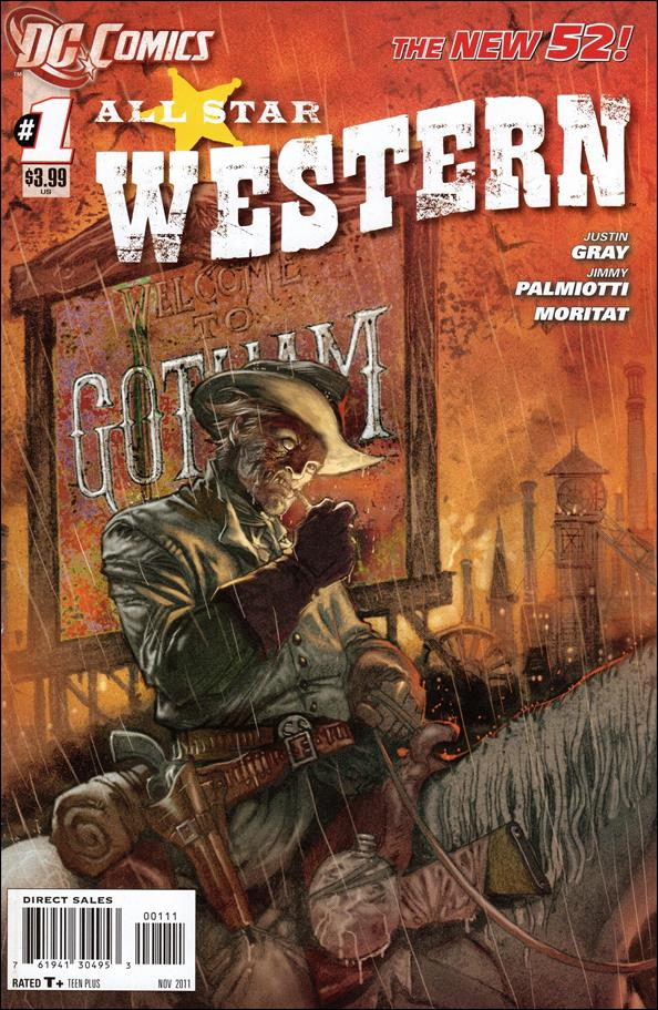 All Star Western (2011) 1-A by DC