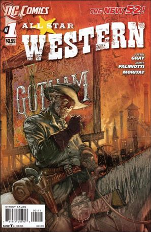 All Star Western (2011) 1-A