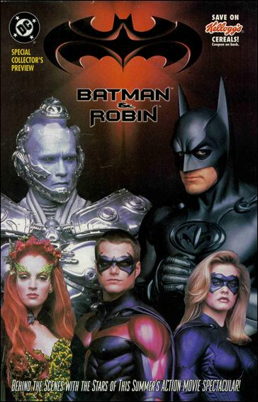 Batman and Robin Movie Preview nn-A by DC