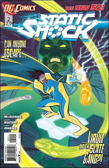Static Shock 2-A by DC