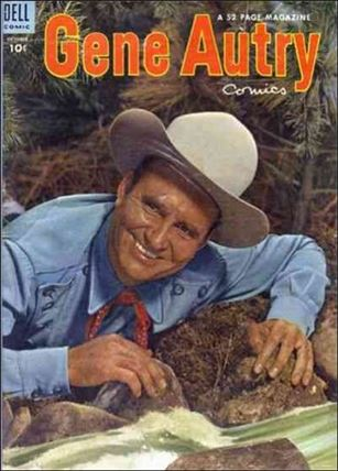 Gene Autry Comics (1946) 80-A