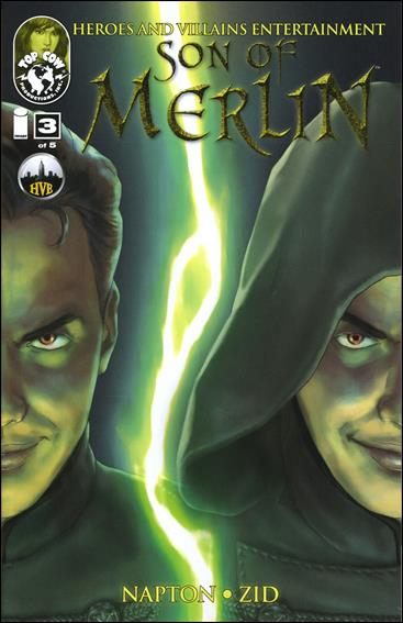 Son of Merlin 3-A by Top Cow