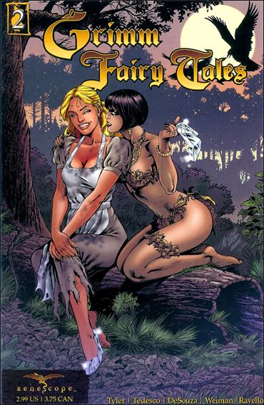 Grimm Fairy Tales (2005) 2-A by Zenescope Entertainment