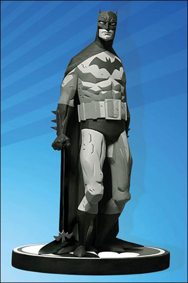 Batman: Black and White  Batman (Designed by Mike Mignola) 1/3800 by DC Direct
