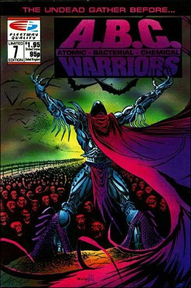A.B.C. Warriors 7-A by Fleetway Quality