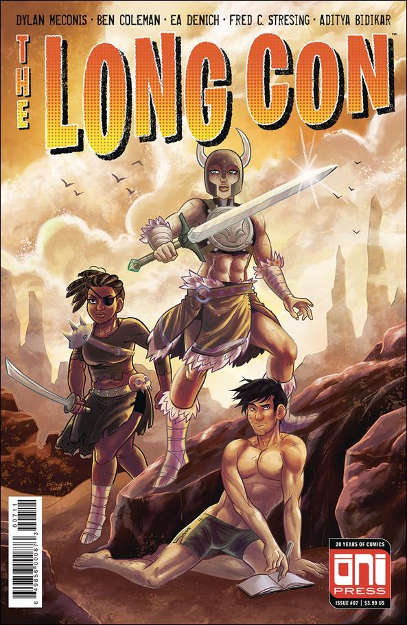 Long Con 7-A by Oni Press