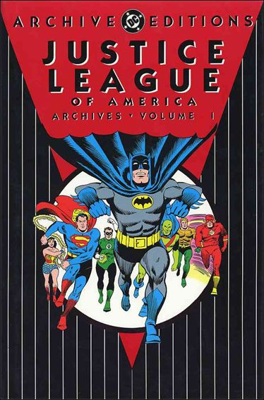 Justice League of America Archives 1-A by DC