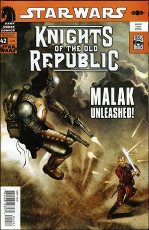 Star Wars: Knights of the Old Republic 42-A