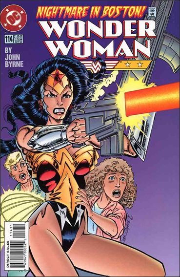 Wonder Woman (1987) 114-A by DC