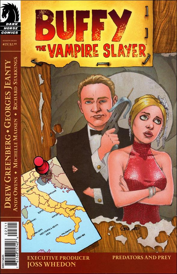 Buffy the Vampire Slayer Season Eight 23-B by Dark Horse