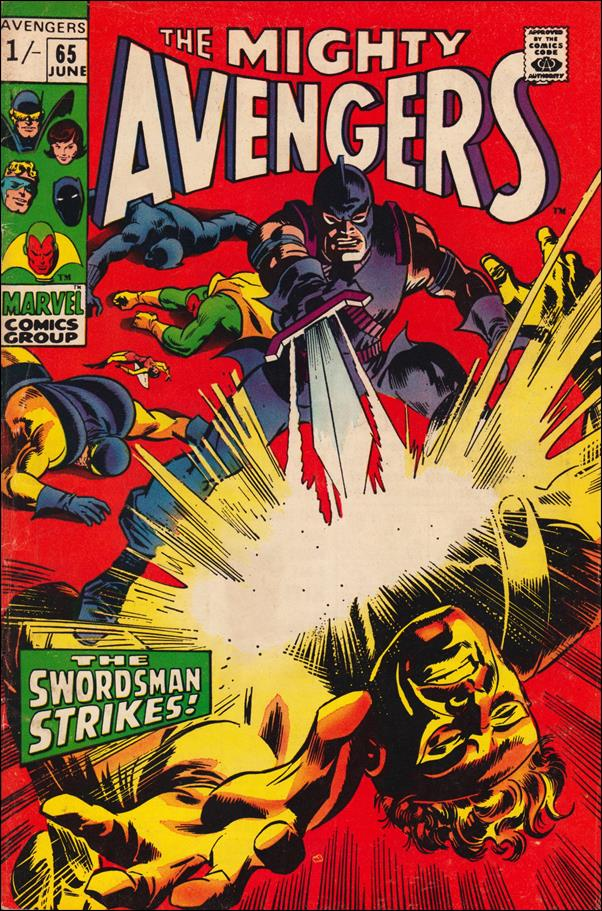Avengers (1963) 65-B by Marvel