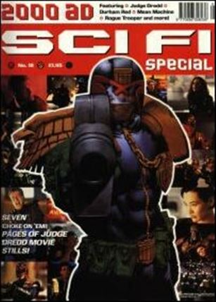 2000 A.D. Sci-Fi Special 18-A