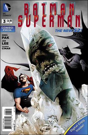 Batman/Superman 3-B