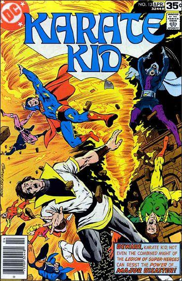Karate Kid 13-A by DC