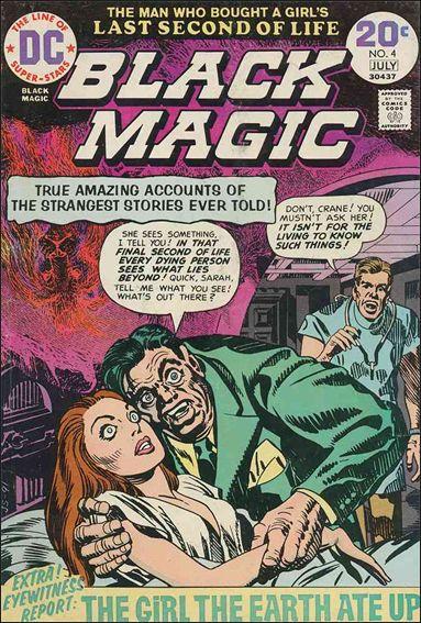 Black Magic (1973) 4-A by DC