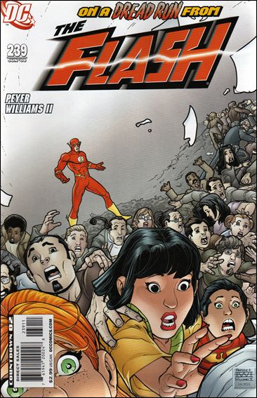 Flash (1987) 239-A by DC