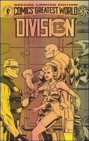 Comics' Greatest World: Cinnabar Flats 1-B
