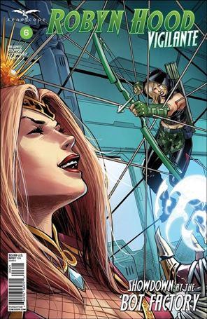 Robyn Hood: Vigilante 6-B