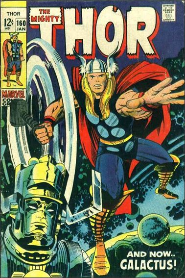 Thor (1966) 160-A by Marvel