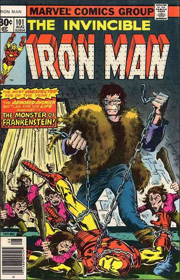 Iron Man (1968) 101-A by Marvel