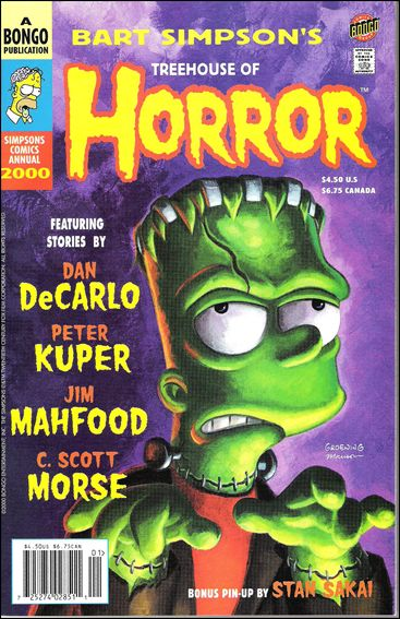 Treehouse of Horror 6-A by Bongo