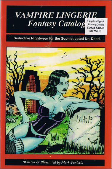 Vampire Lingerie Fantasy Catalog 1-A by Acid Rain Studios