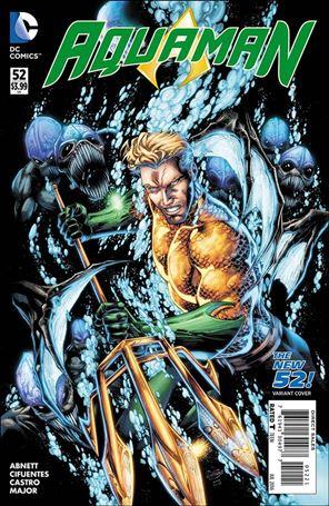 Aquaman (2011) 52-B