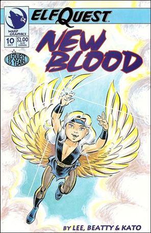 Elfquest: New Blood 10-A