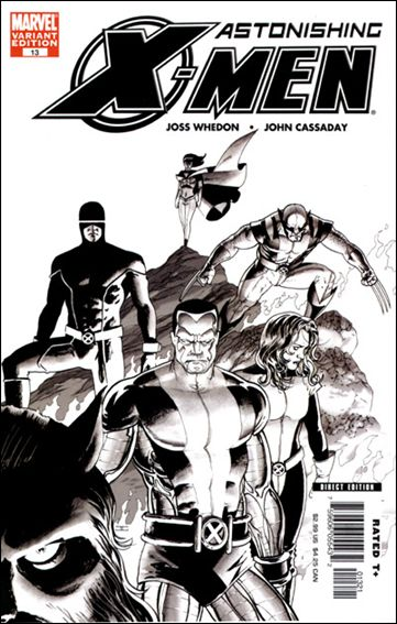 Astonishing X-Men (2004) 13-B by Marvel