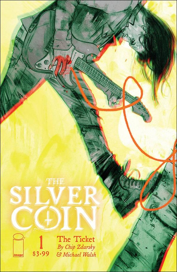 Silver Coin 1-B by Image