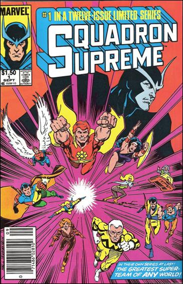 Squadron Supreme (1985) 1-B by Marvel