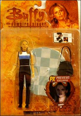 Buffy the Vampire Slayer (Series 7) Vampire Buffy Previews Exclusive by Diamond Select