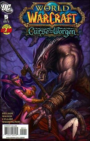 World of Warcraft: Curse of the Worgen 5-A