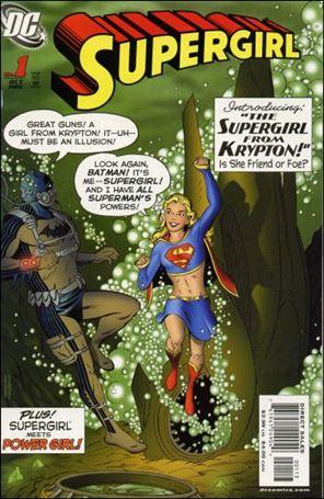 Supergirl (2005) 1-D
