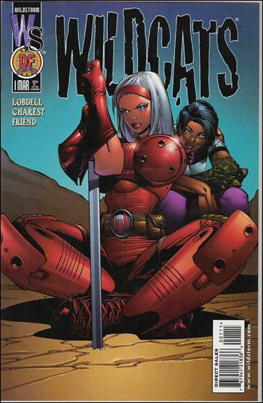Wildcats (1999) 1-G by WildStorm