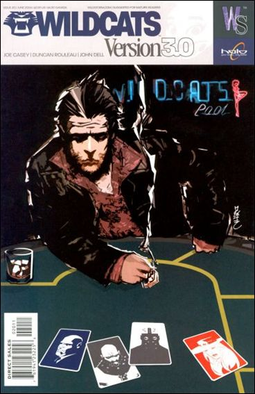Wildcats Version 3.0 20-A by WildStorm