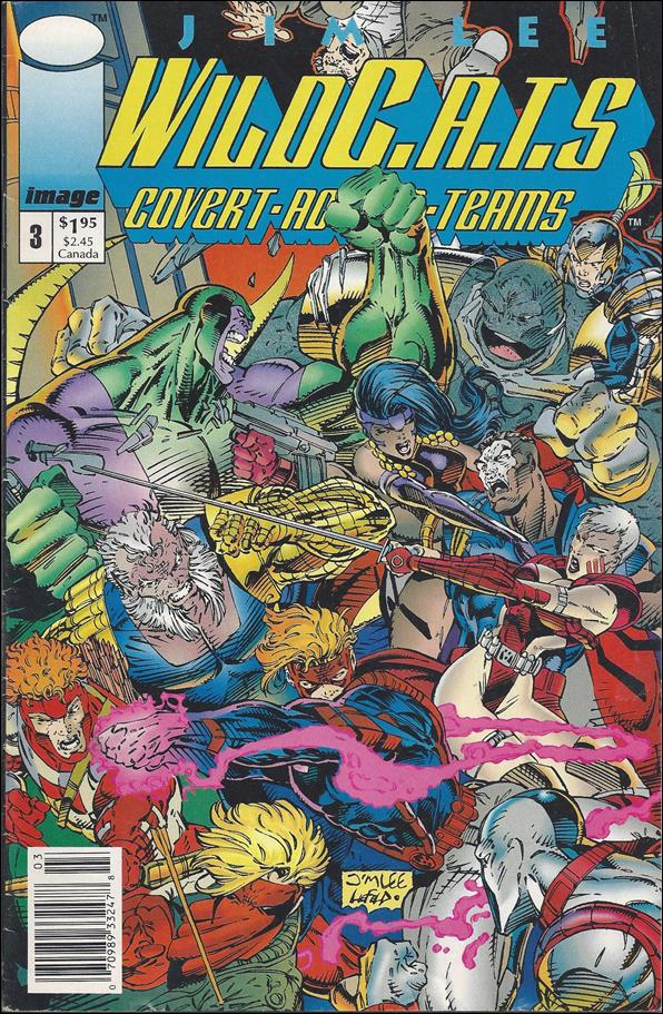WildC.A.T.s: Covert Action Teams 3-B by Image