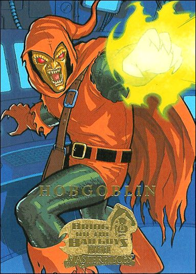 2008 Marvel Masterpieces: Series 3 (Base Set) 17-A by SkyBox