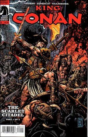 King Conan: The Scarlet Citadel 1-A